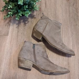 Libby Edelman ankle boots